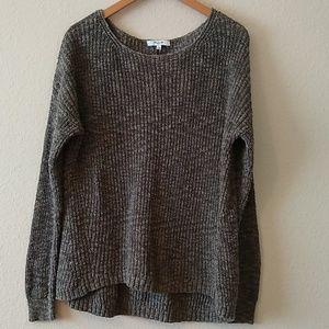 Madewell cotton sweater
